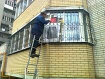 Раздвижные решетки в Ижевске